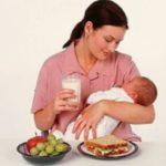 Diet Plan For Breastfeeding Mothers