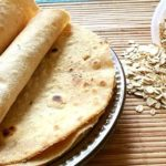 Oats Chapati / Oats Tortilla