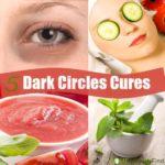 Top Five Remedies for Dark Circles