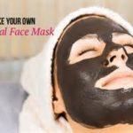 DIY Easy Charcoal Mask