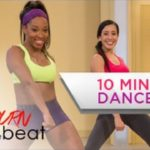 10 Minute Cardio Dance Abs Workout: Burn to the Beat